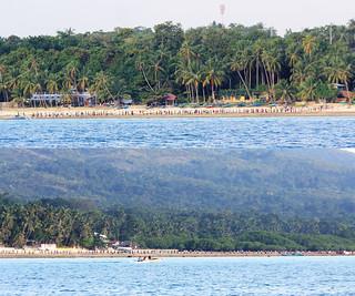 Bayanihan in Bohol