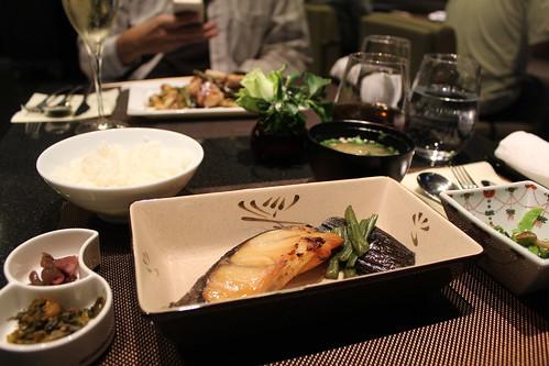 DINING h_銀鱈幽庵焼き