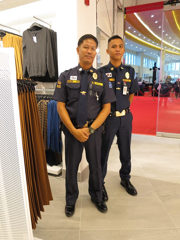 store guards