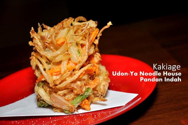 Udon-Ya San Noodle House Pandan Indah 7