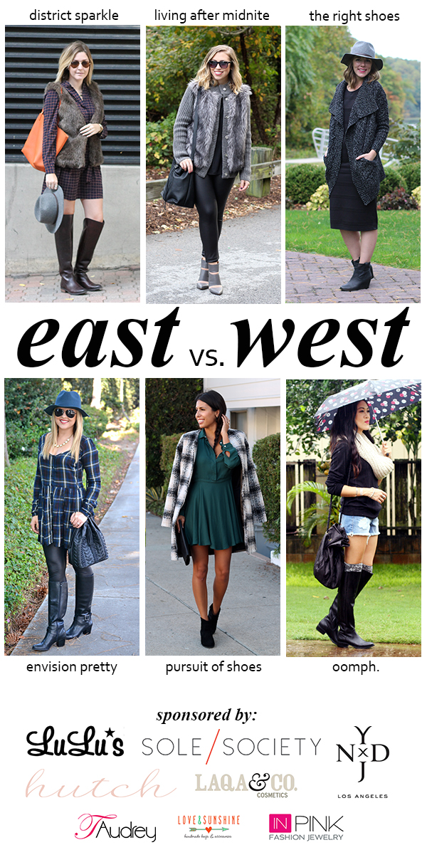 EastvsWest Boots