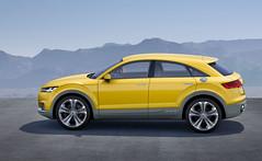 Audi TT Offroad Concept, Beijing 2014