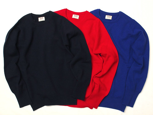 William Lockie / Crew Neck Sweater