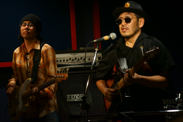 blues live at Blue Heat, Tokyo, 24 Oct 2014. 146