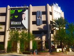 Wicked @ Smith Center, Las Vegas 10.2014