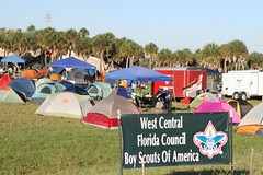 Skyway District of WCFC, Boy Scouts of America