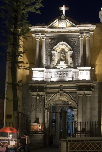 Templo y Convento de San Joaquin y Santa Ana (Las Capuchinas)