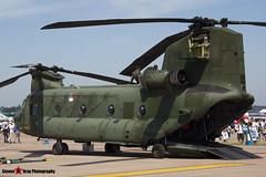 D-101 - M4101 - Royal Netherlands Air Force - Boeing Vertol CH-47D Chinook - Fairford RIAT 2006 - Steven Gray - CRW_1353