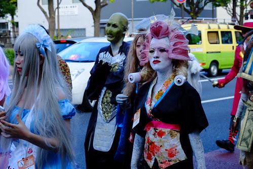 Kawasaki Halloween parade 2014 10
