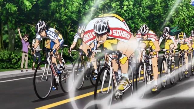 Yowamushi Pedal ep 38 - image 32