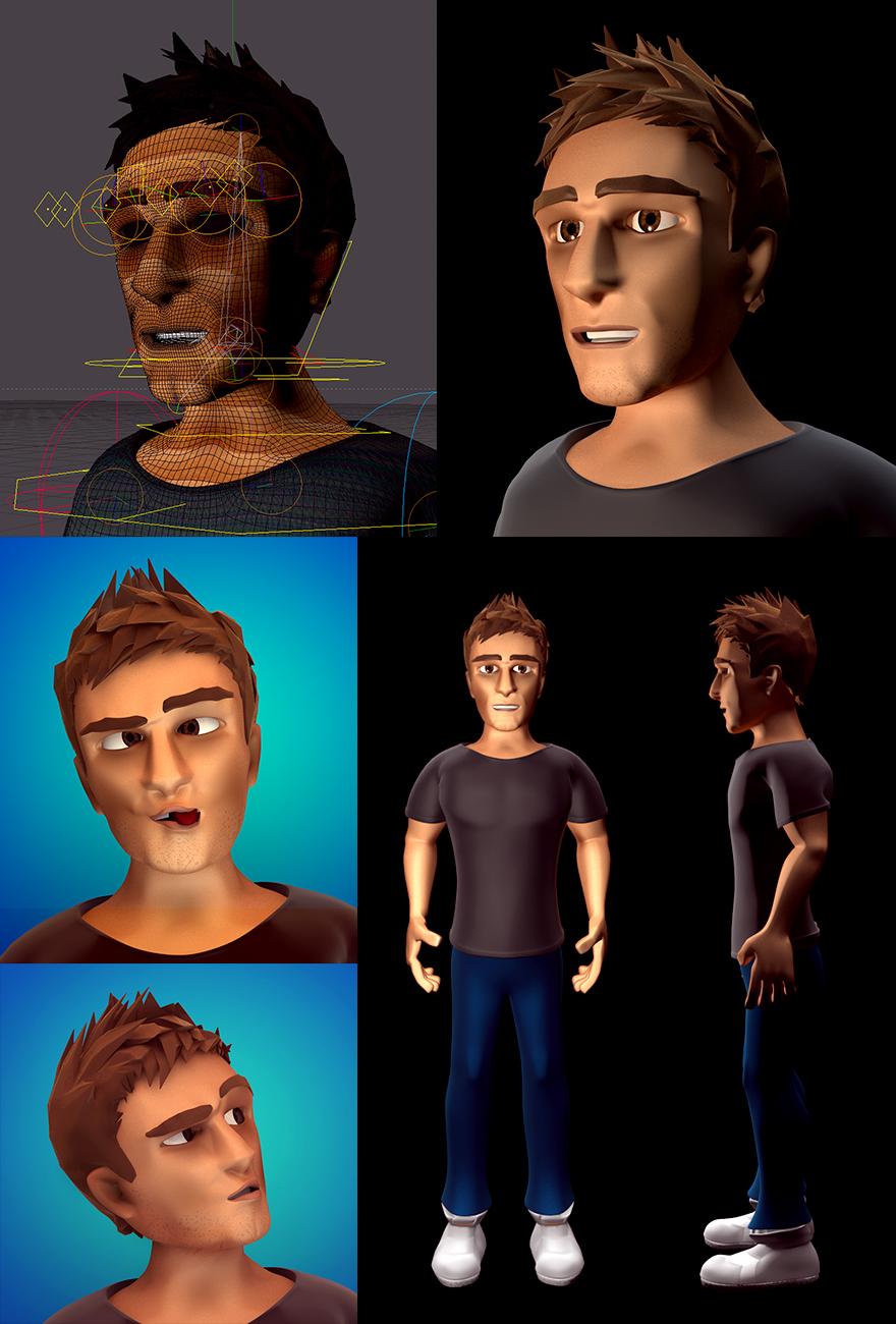 3D Me