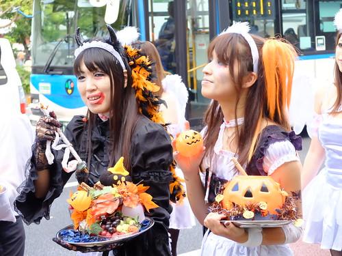 Kawasaki Halloween parade 2014 83