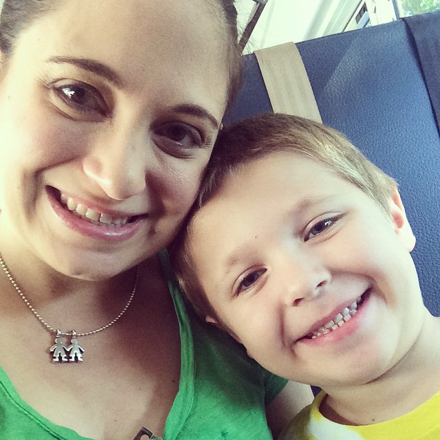 Zachary & I are on he bus for his first ever #kindergarten field trip!! Yay! We are visiting the fire station. #kids #fun #goodtimes #tamarac #southflorida