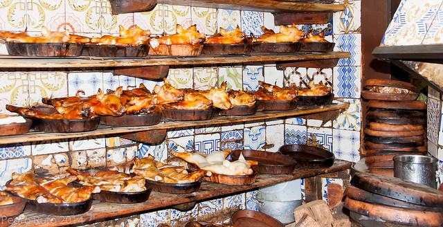 Restaurantes Centenarios de Madrid - Botin 3