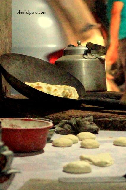 Kathmandu Nepal Roti
