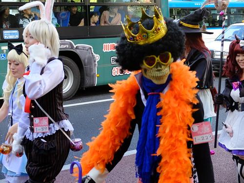 Kawasaki Halloween parade 2014 134