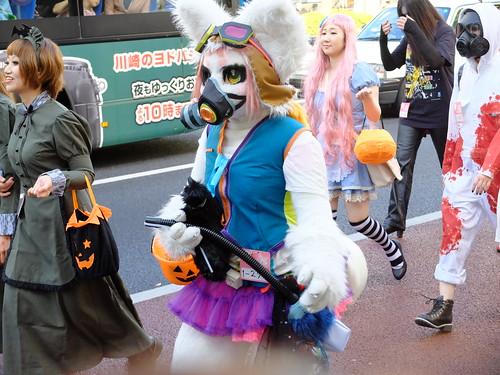 Kawasaki Halloween parade 2014 118