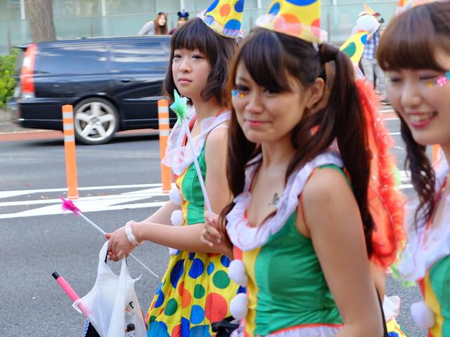 Kawasaki Halloween parade 2014 110