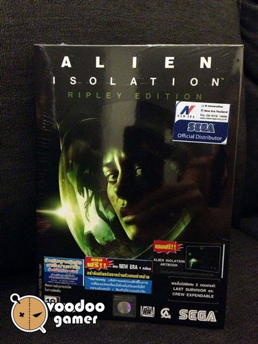 Alien Isolation Ripley Edition 1