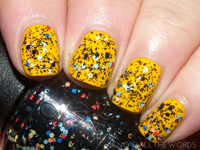 Peanuts by OPI - To Be or Not To Beagle (1)
