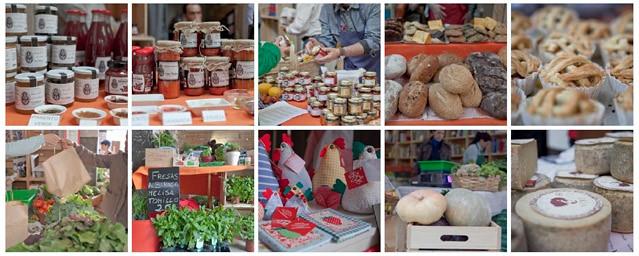Mercado La Buena vida, productos