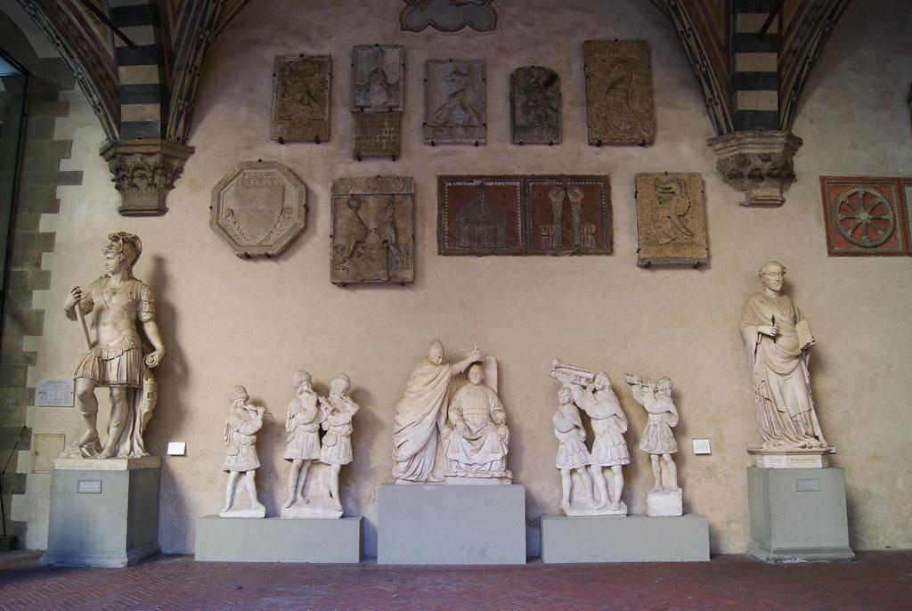 Firenze Bargello & San Marco-15