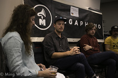 Hamburger Helper: Panel Discussion on getting into the German Music Market