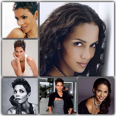 """Before there was a hashtag WCW.   Before there was #bootylicious   Before there was #twerking.   There was #HER.  There was """"#TheWoman.""""   """"#TheeWoman.""""   #HalleBerry  Here's to a legacy of beauty. My 1st #WCW   #beautyneverfades #thewoman #thequeen #my1s"""