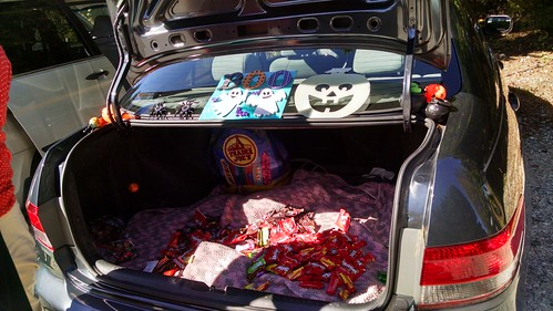 Trunk or Treat, October 26, 2014