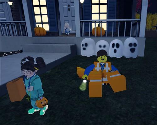 Flattening pumpkins