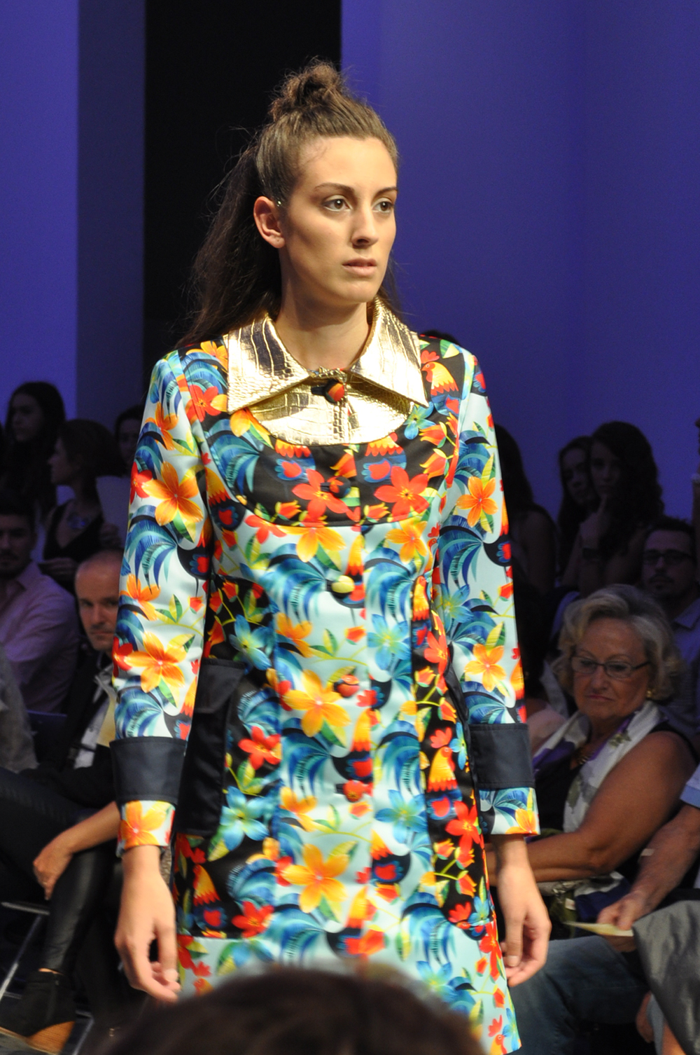 fblogger fashion blog valencia spain VFW XVII day 3 fashionshow, something fashion maria cozar couture, eugenio loarce canto del gallo, moda valencia 2014 spring/summer collection fashionweek, elegant, colorful