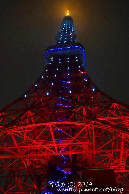 20刀口力日本東京鐵塔