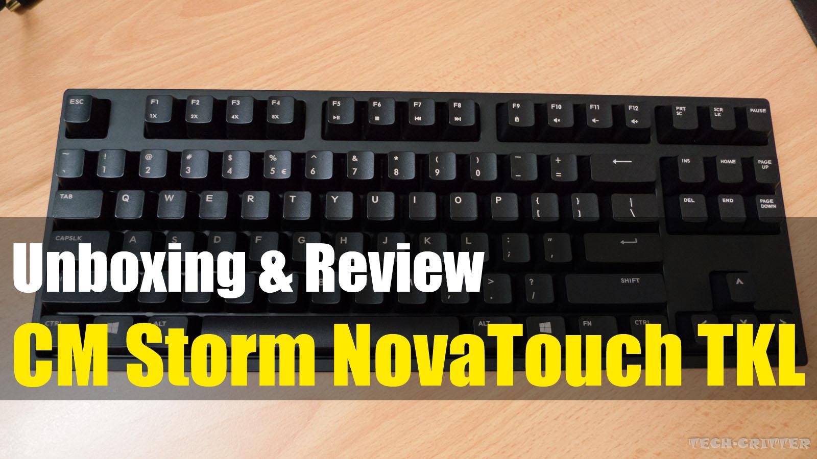 CM Storm Novatouch - 00