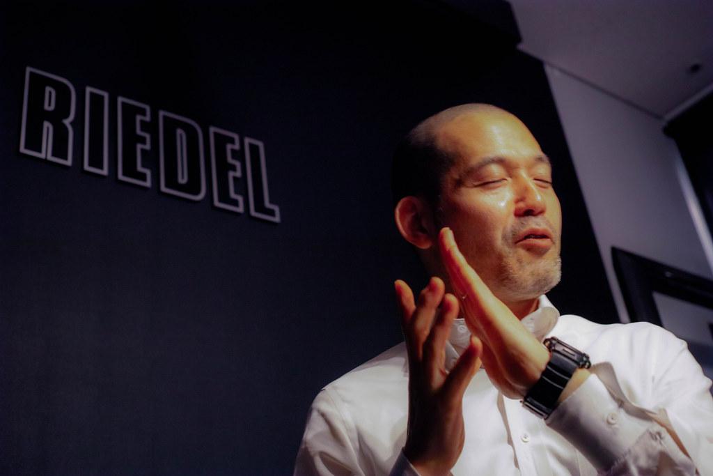 RIEDEL + Coca-Cola = うまい!