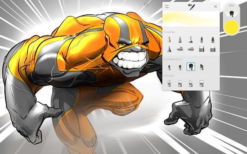 Sketchbook для Android
