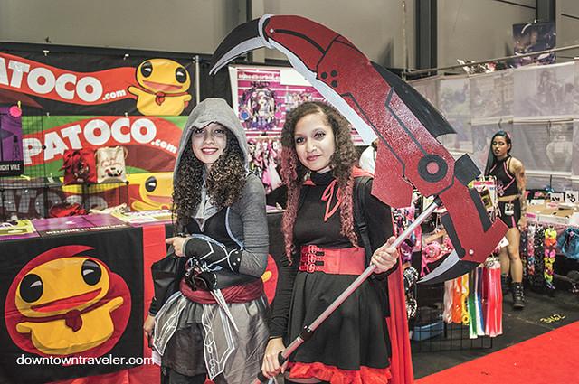 NY Comic Con 2014 Rwby Costume 2