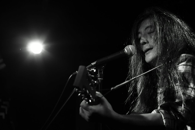 O.E. Gallagher live at 獅子王, Tokyo, 13 Oct 2014. 244