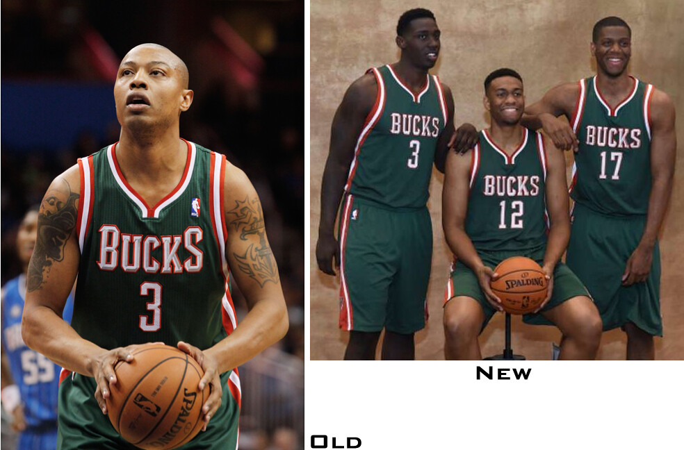 02afeae9797f Uni Watch  New NBA season bringing plenty of changes