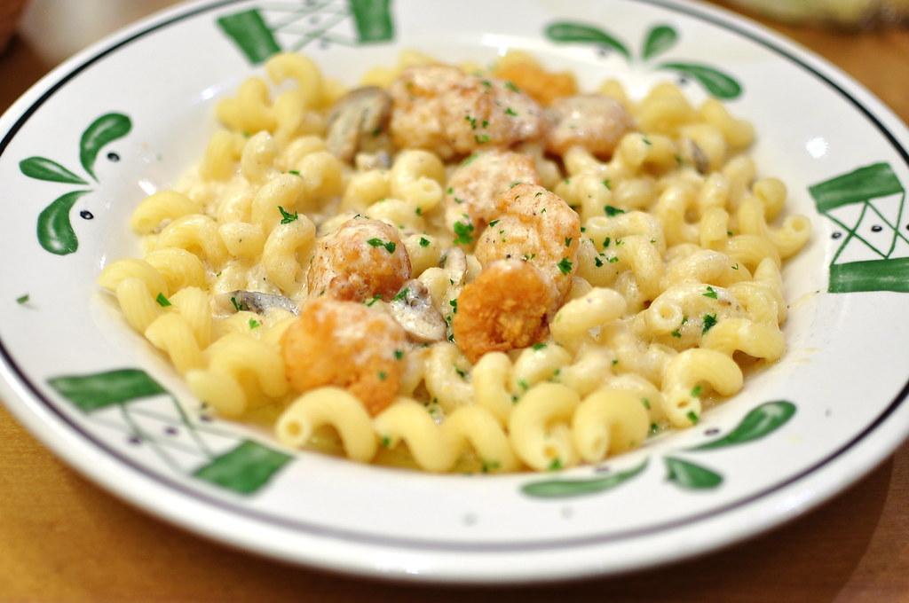olive garden never ending pasta bowl - Olive Garden Pasta