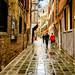 Rainy Day in Venice
