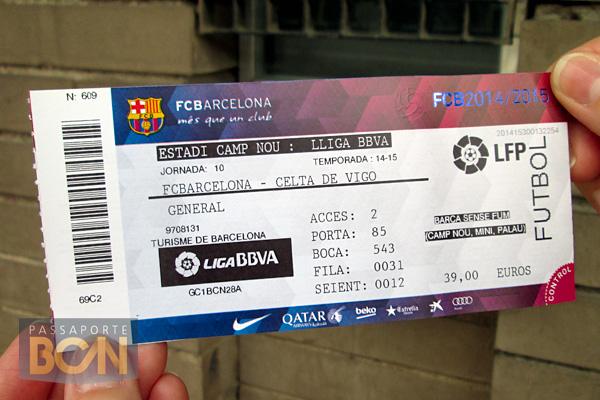 jogo do Barça