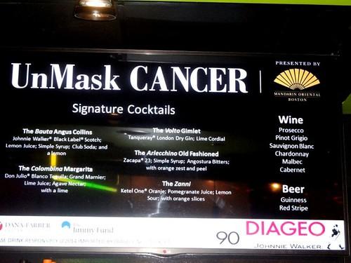 Unmask Cancer by Socially Superlative (12)