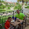 Just the boys for breakfast @beachesresorts #TurksandCaicos #beachesmoms #familytravel #jetset