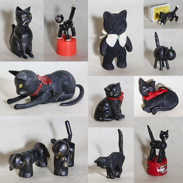 My black cats collection