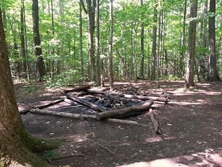 Whistling Gap campsite