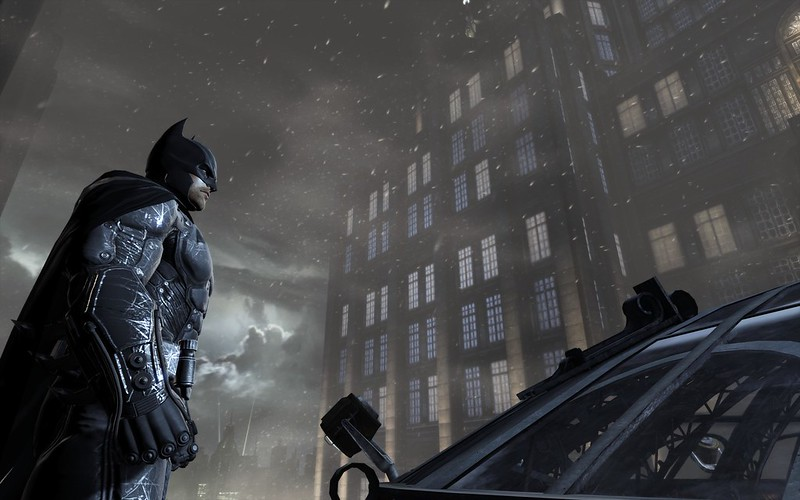Arkham Origins #batman