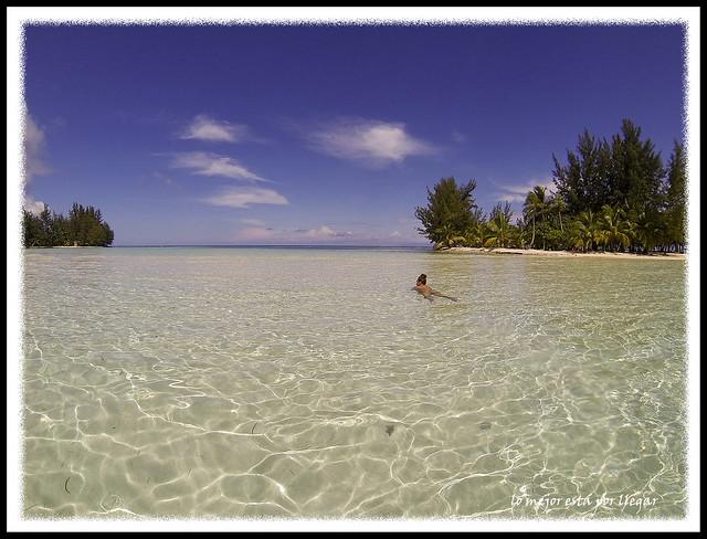 Cayos de Utila, Water Cay
