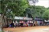 A shopping complex near a museum in Mysore