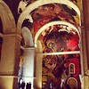 Pinturas murales #Alarcón #iglesia #arte #JesúsMateo