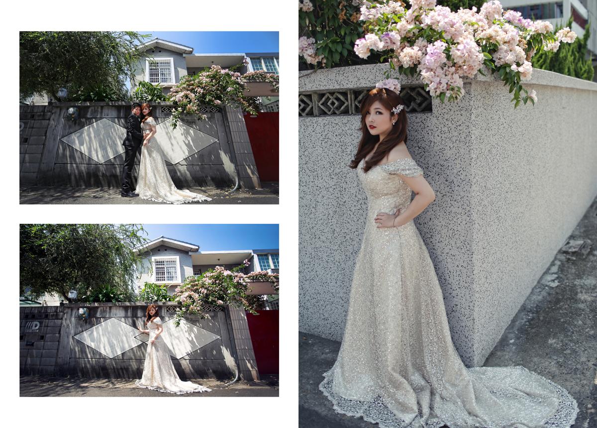 郭賀影像,郭賀婚紗,自助婚紗,自主婚紗,聚奎居,光復新村,台中自助婚紗